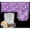 Airbrush Schablonen zur Tortenverzierung