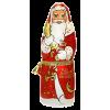 Nikolo, Weihnachtsmänner und Krampusse