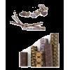 Schokolade Transferfolien & Dekorfolien