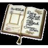 Wachsbücher