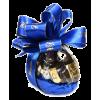 Praline Ostereier gefüllt