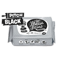 Massa Ticino schwarz pitch black 250g AZO Frei