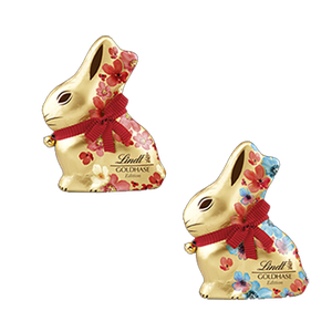 Lindt Goldhase Flower Edition 200g