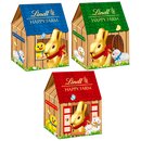 Lindt Happy Farm Goldhase Stall 3 versch. Motive