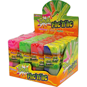 Flic n lic Lolly sour