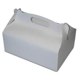 Mehlspeisbox piccolo 3 weiss 23x16x9cm