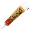 Decorgel Metallic Zuckerschrift gold