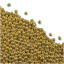Goldperlen 4mm