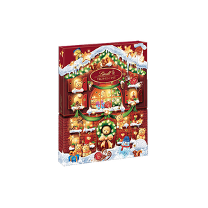 Lindt Teddy Adventkalender