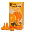Knox Räucherkerzen Orange 24er