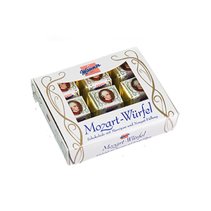 Mozart Würfel Manner 9er Pack.