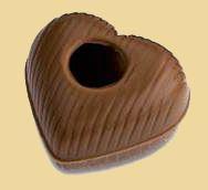Hohlkörper Herz