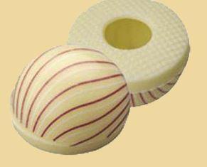 Kuppel mit Linien - Hohlkörper von Zehrer