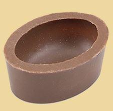 ovale Schale - Hohlkörper