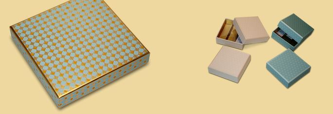 Pralinenpackung & Geschenkverpackung