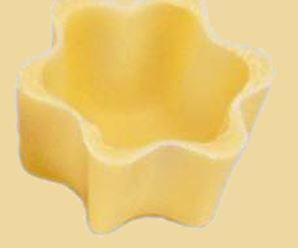 Stern Schale - Hohlkörper